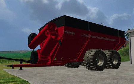 Horsch Giant Graincart